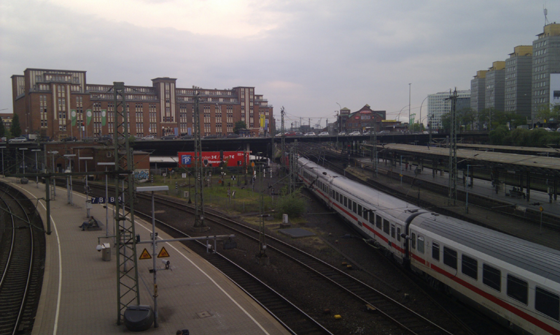 Hamburg – Tag 1