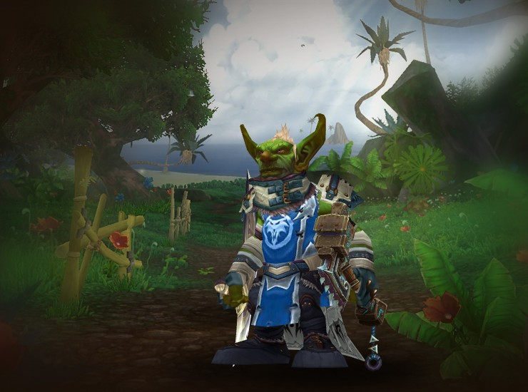 Gaming – World of Warcraft – die Reise beginnt.