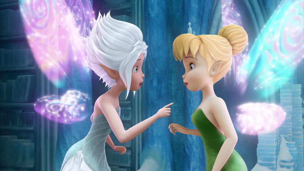 Filme – Die Tinkerbell Animationsfilme