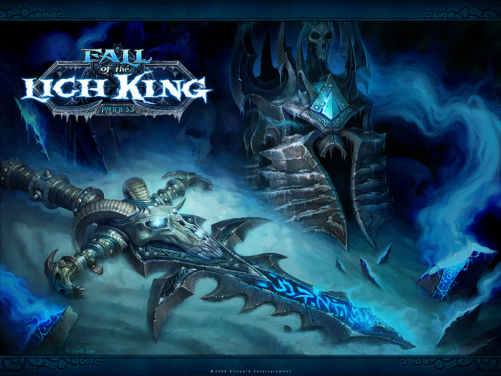 Gaming – World of Warcraft – Lich King besiegt was nun?