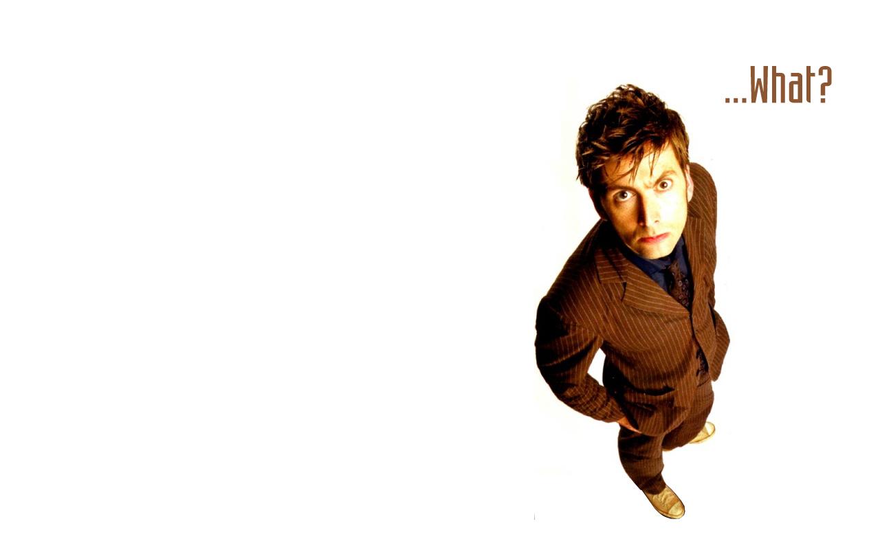 Serien – Dr. Who 50 Jahre