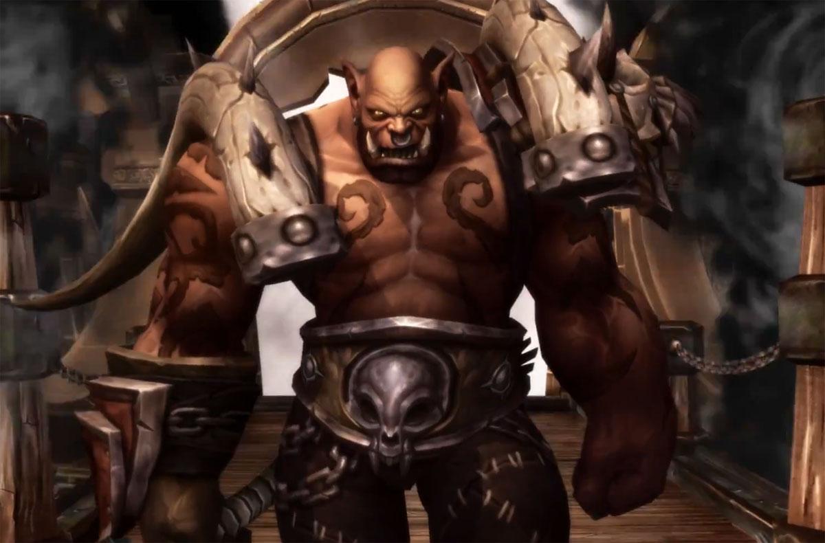 Gaming – World of Warcraft – Garrosh der knatz wird auch noch gefiddelt!